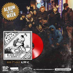 Blood Shot Down Album of the week
