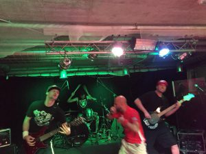 Blood SHot Down Hardcore Live in Langenau