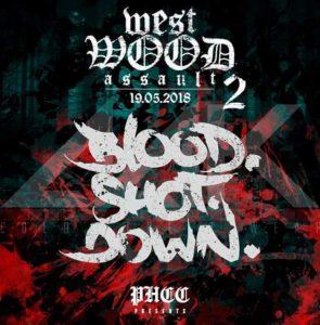 Blood Shot Down Berlin Hardcore Metal
